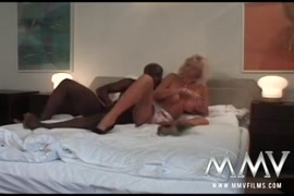 Husband films his busty wife gets rough used by her bbc.