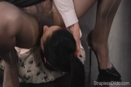 Crazy girl masturbates her hairy pussy and asshole.
