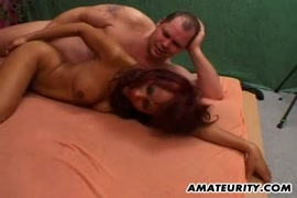Asian chick has her face cummed on by bbc for cum amateur creampie.