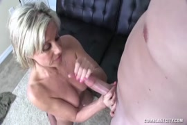 Huge cock cumshot on a hot and hairy cock.