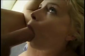 Pov blowjob for the beautiful wife. huge facial