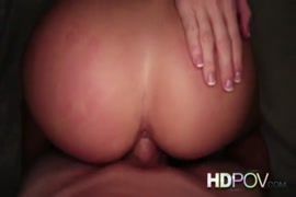 Big tits blonde takes a big facial and swallow her cum.