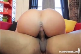 Naughty milf gets her ass filled with cum.