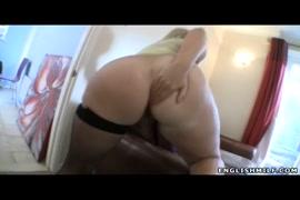 Big ass milf with huge boobs masturbating.