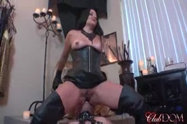 Femdom my slave will not stop talking to me.
